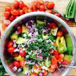 Delicious Healthy Snacks - Guacamole