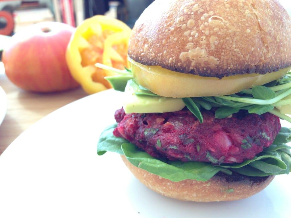 beet burger 2