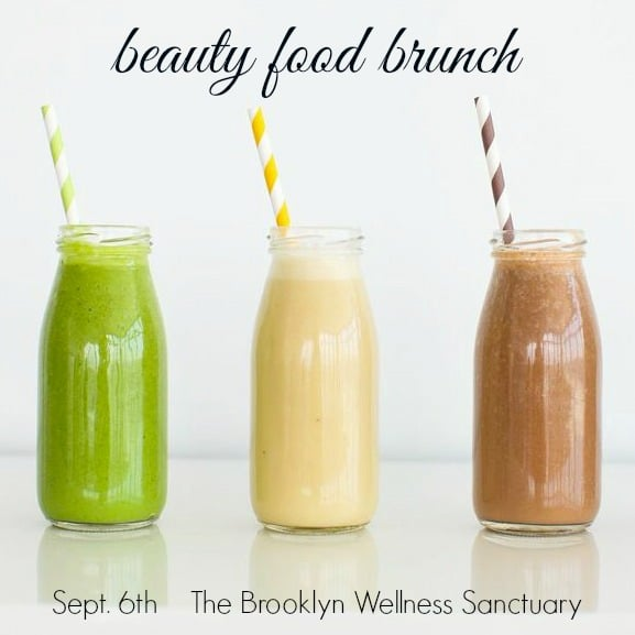 beauty food brunch FB