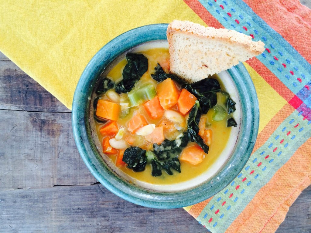 Tuscan Kale Soup Recipe