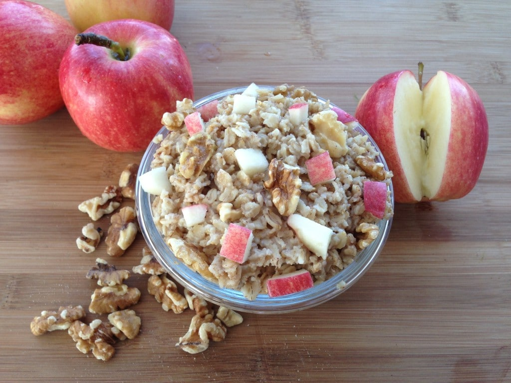 4. Apple Cinnamon Oats copy