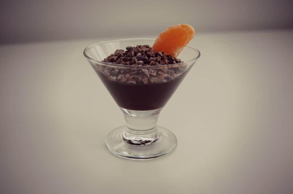 Orange Chocolate Mousse Maria Marlowe1 dusk