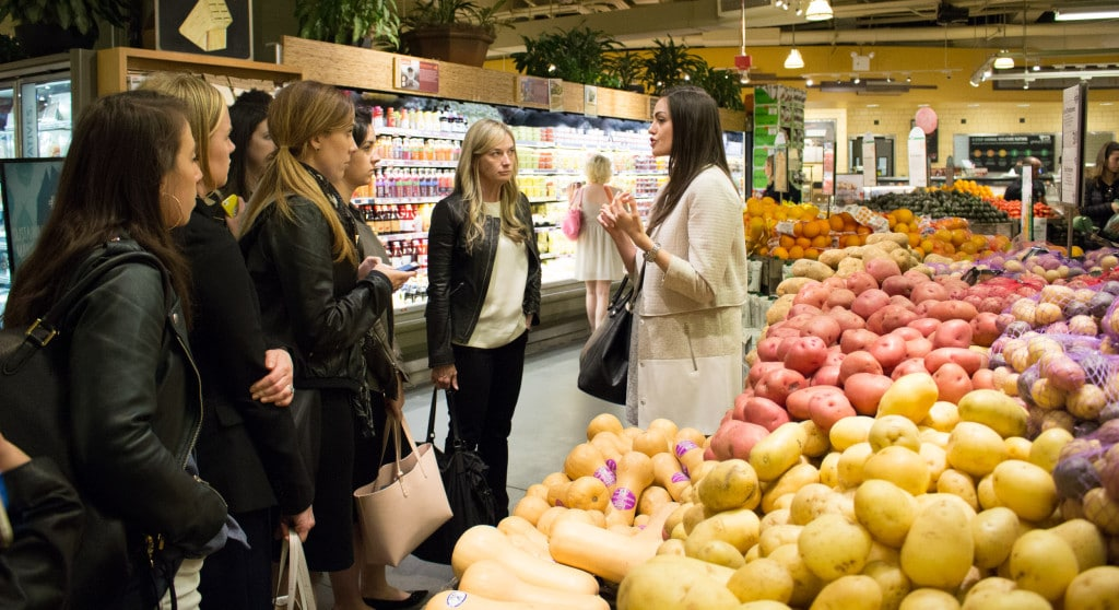 Grocery Store Tour Maria Marlowe