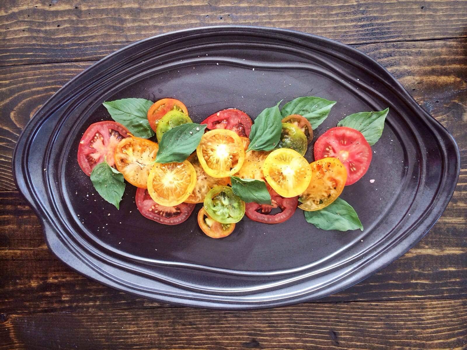 Tomato Salad Maria Marlowe