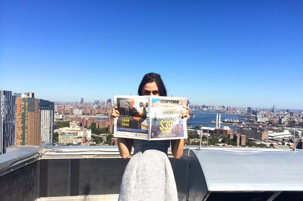 Maria Marlowe AM New york