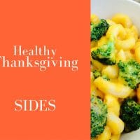 healthy thanksgiving side recipes