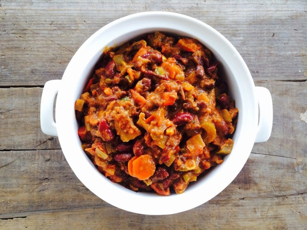 superfood chili