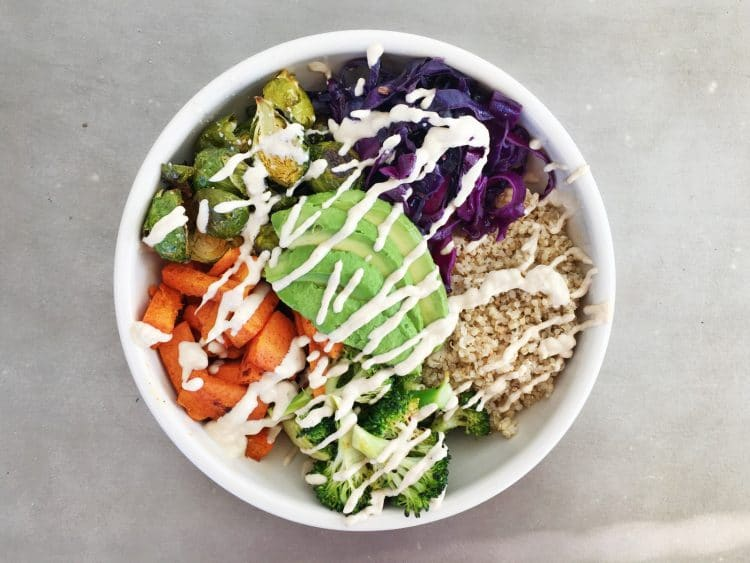 Rainbow Bowl Recipe