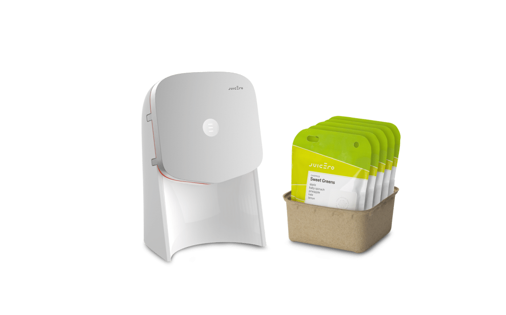 Juicero Press & Packs