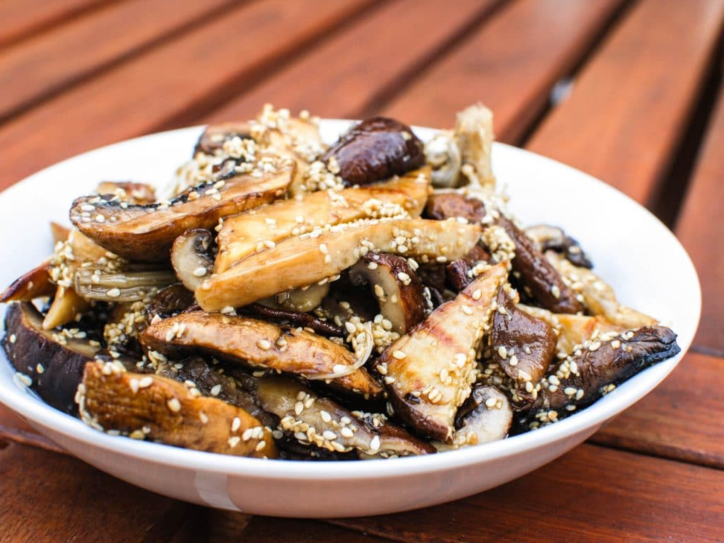 06182015-grilled-mushrooms-sesame-dressing-shaozhong-17