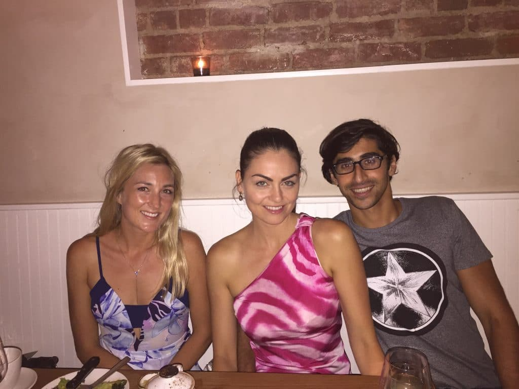 Will miss you Kushie! This was one of our last dinners at my favorite restaurants in NYC: The Little Beet Table