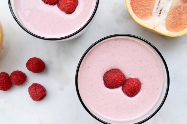 Grapefruit Skinny Smoothie