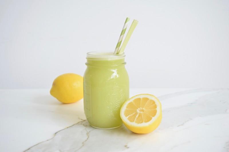 Alkalizing Celery Lemonade
