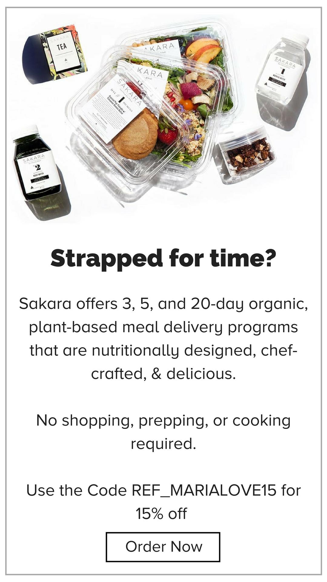 sakara coupon