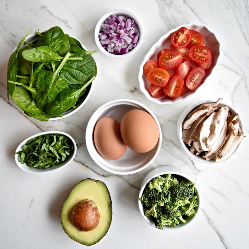 Foods for Hair Health