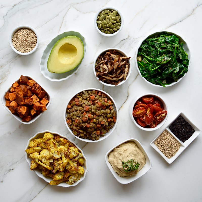 Nioxin Veggie Bowl Ingredients_Maria Marlowe