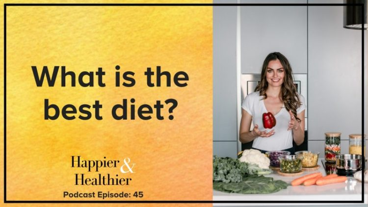 what is the best diet?
