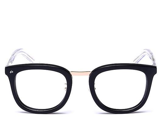 Fashionable nerdy Clear Blue Light Blocking glasses