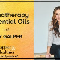 Aromatherapy & Essential Oils with Amy Galper