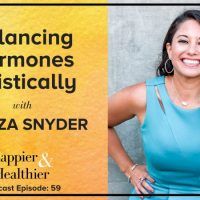How to Balance Your Hormones in a Holistic Way with Mariza Snyder