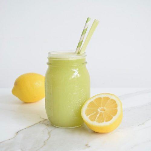 Alkalizing Celery Lemonade Healthy By Marlowe