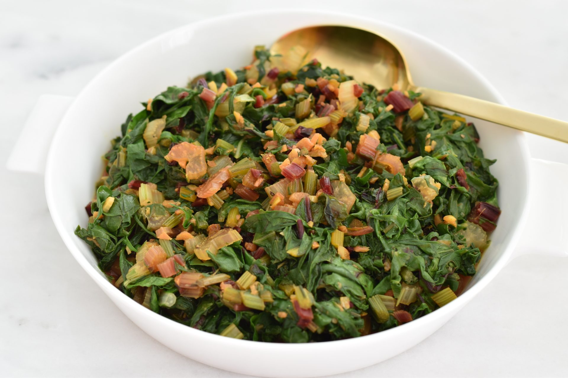 sauteed chard recipe