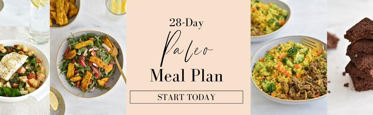 28-Day Paleo Meal Plan
