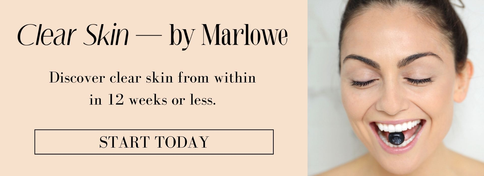 Top Foods For Clear Skin - Clear Skin By Marlowe