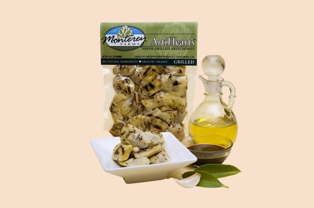 Nutritionist-Approved Healthy Snacks - Monterey Farms Artichokes