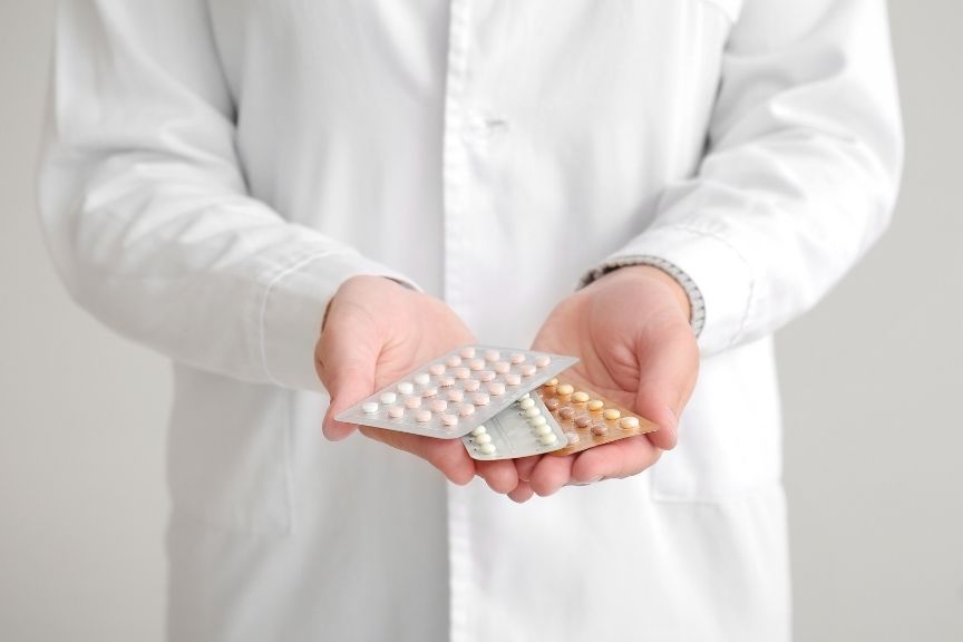 why birth control is not working for acne