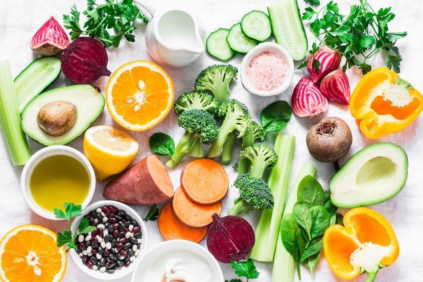 Rainbow Foods - Glowing Summer Skin Checklist