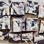 Cashew Vanilla Freezer Fudge