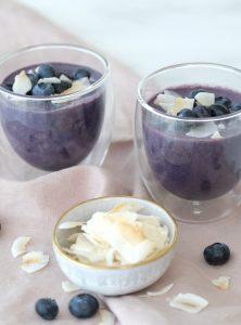 Blemish Blast Blueberry Smoothie