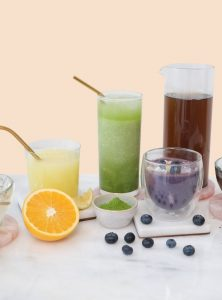 5 Drinks For Clear Skin