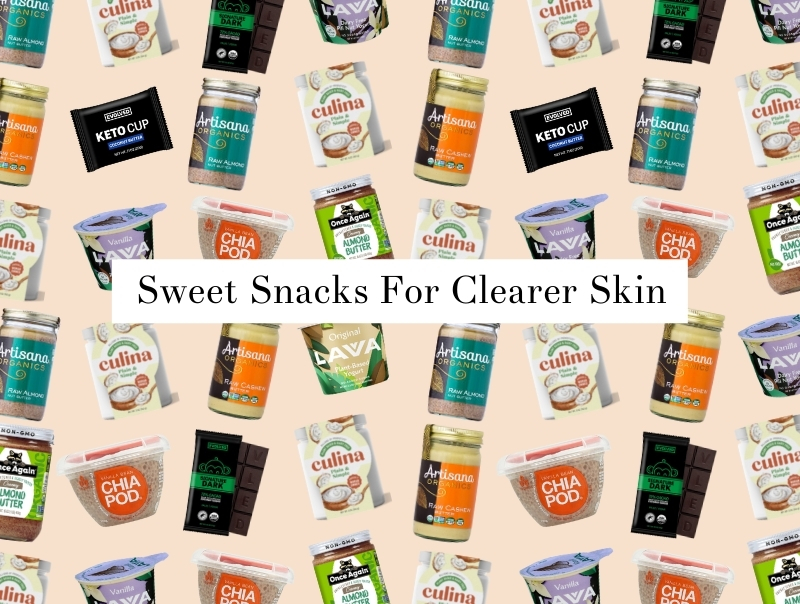 Sweet Snacks For Clearer Skin