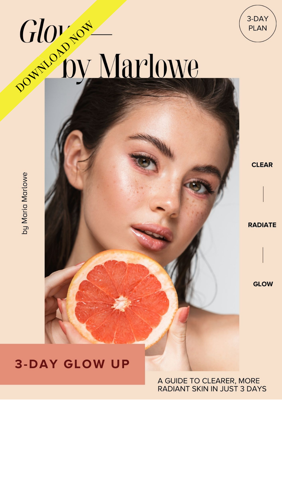 Download the Glow Up Guide